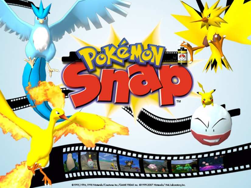 Why the Wii U Presents the Perfect Opportunity for a New PokemonSnap