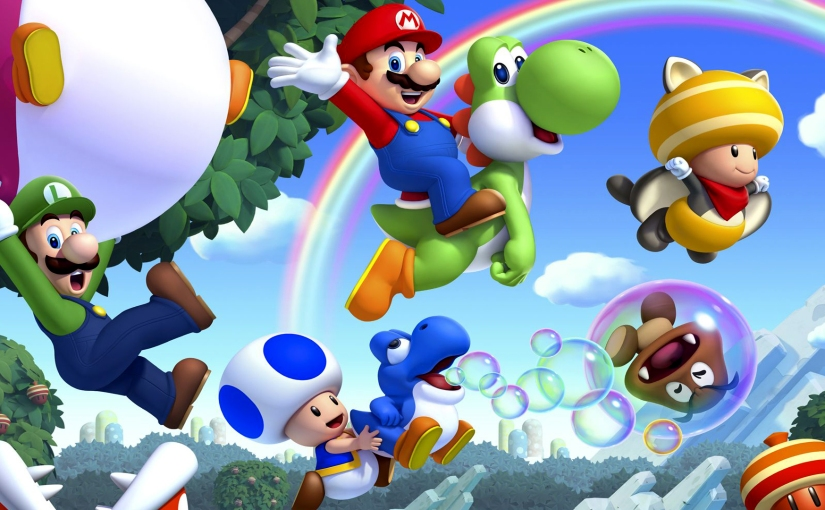 Start Off The Year Right: Games Of2015