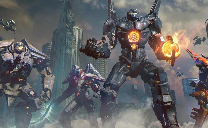 PacRim 2 Review:Eh